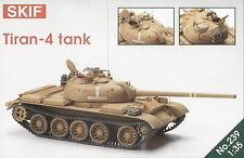 Skif 246 T-55BZ Armored Engineer Vehicles BUT-55 w//Dozer 1//35 plastic model kit