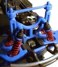 T-Maxx & E-Maxx Shock Tower & Body Mounts – Blue