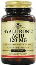 Hyaluronic Acid by Solgar, 30 Tablet 120 mg