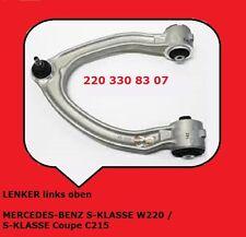 1 x LENKER links oben MERCEDES-BENZ S-KLASSE W220 / S-KLASSE Coupe C215