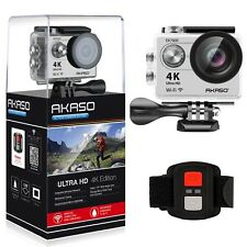 AKASO EK7000 4K Sport Action Camera Ultra HD Camcorder 12MP WiFi Waterproof C...