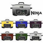 Ninja Multi Cooker 4-in-1 6-Quart Digital Cooking System (Certified Refurbished)