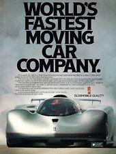 1988 Oldsmobile RACING Brochure:CUTLASS Pace Car,International,CIERA,CALAIS,INDY