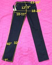 99$ NWT MISS SIXTY JU1S00 ILARY sz W24 L32 jeans cotton women