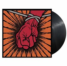 Metallica - St Anger Vinyl 2xLP Sealed New Black