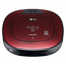 Aspirador robot LG Vr8602rr Invert.rojo Progr.mopa ALF