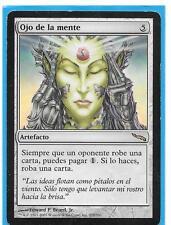 OJO DE LA MENTE Mirrodin Mind's Eye EX+ Magic Español MTG