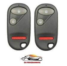 2 New Replacement Keyless Entry Remote Key Fob Clicker Control For NHVWB1U523