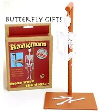Ackerman Those Were The Days Hangman Game Spelling Educational Retro Traditional