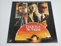 Vintage Tequila Sunrise  LaserDisc  Preowned Very Good Condition