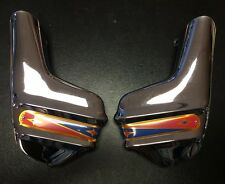 """Fork link covers stainless steel """"Super"""" (pair) for Lambretta by Casa Lambretta"""