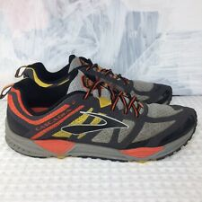 Brooks Mens Trail Running Shoes Cascadia 11 Size 11