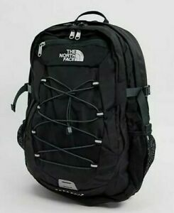 The North Face Borealis Classic Pack Tnf Black Asphalt Gray Backpack New School