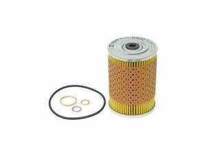 For 1981 Mercedes 380SLC Oil Filter Kit Mahle 43395ZJ Oil Filter