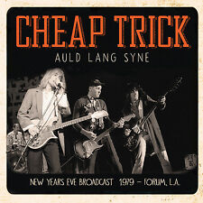 CHEAP TRICK New Sealed 2017 UNRELEASED LIVE 1979 NEW YEARS EVE CONCERT CD