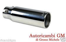 ASSO RACING TERMINALE SCARICO SPECIALE IN ACCIAIO INOX 58x180x(76) TUNING