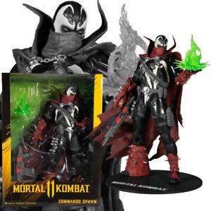 Commando Spawn Mortal Kombat XI Deluxe 12 inch Mcfarlane