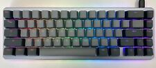 Drop ALT Mechanical 65% Keyboard - Cherry MX Blue Switches -Massdrop -Space Gray