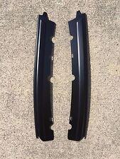 81-88 WITHOUT T-Top Monte Carlo SS Grand Prix NEW B Pillar Molding Trim Black