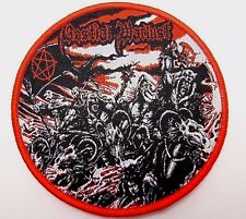 Bestial Warlust Patch    WOVEN  PATCH