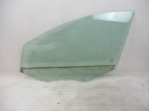 Side Windowpane Front Left Green Volvo XC60 2.4 D AWD 31386792