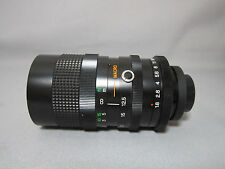 KOWA MACRO 1.8/12.5-75mm C-MOUNT ZOOM LENS 16MM MOVIE CAMERA