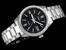 Casio Round Brass Case Wristwatches