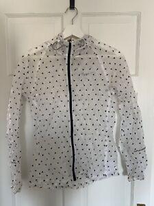 Ladies Nike Running Jacket (Windstopper) Small