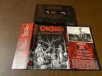 Carcinoid~Metastatic Declination~Cassette~Death Metal Doom Tape~Rock~FAST SHIP