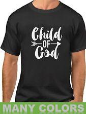 Child of God Shirt Christian Easter Gift Faith Based T-Shirt Bible Easter Tee