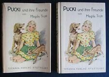 Magda Trott   Pucki und ihre Freunde   Titania-Verlag