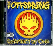 cd  The  Offspring  CONSPIRACY  OF  ONE   Nuovo  Siae  Sigillato