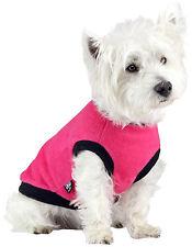 NEW (DGG) DOG GONE GORGEOUS HOT PINK MEDIUM 37CM DOG JACKET/WARMIE/JUMPER/COAT