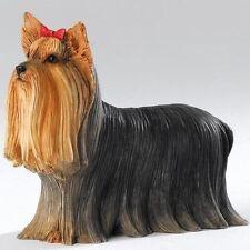 COUNTRY ARTISTS-YORKIE-BRAND NEW-DOG FIGURINE- CA06252