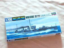 Hasegawa 49437 1/700 IJN Destroyer Wakatake