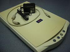 Umax Astra 3400 Flatbed USB Scanner
