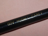 VINTAGE 1970S  NEW YORK GOVERNOR HUGH L CAREY INK PEN