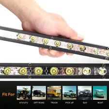 """20""""LED Work Light Bar Spot Flood Offroad Roof Lights Driving Lamp Truck Bar Car"""