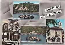 # ORTA S. GIULIO: SALUTI DA - 1959