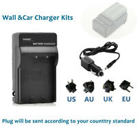 EN-EL3E Battery Charger for Nikon D50 D70 D80 D90 D100 D300S D700