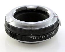 Leica 14127 Leica M Visoflex Lens to Leica R Camera Adapter