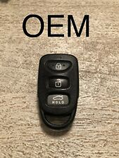 OEM 2016-2018 Hyundai Elantra Keyless Entry Remote 4BTN FCC: OSLOKA-423T