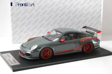 1:18 FrontiArt Porsche 911 (997.2) GT3 RS grey NEW bei PREMIUM-MODELCARS