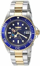 Invicta 24487 Character Collection Men's 40mm Two-Tone Steel Automatic Watch