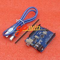 5PCS NEW ATMEGA328P-AU UNO R3 BOARD Compatible FOR ARDUINO