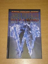 WITCH & WIZARD BATTLE FOR SHADOWLAND VOL 1 IDW HARDBACK NEW 9781600107597