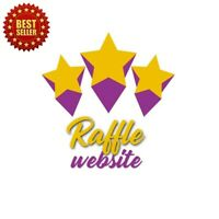 Raffle Lottery Website 🥇Professional competition【 Online Business 】