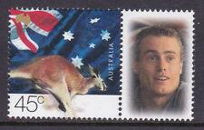 Tennis Australian Decimal Individual Stamps