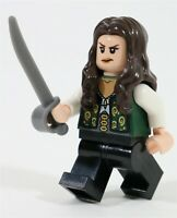 LEGO PIRATES OF THE CARIBBEAN ANNES ANGELICA MINIFIGURE - MADE OF GENUINE LEGO