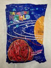 25 Palloncini modellabili Rosso